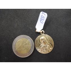 Kuld ripats 585 proov (№L530)