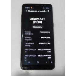 Telefon Samsung A8+ SM-A730F