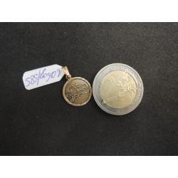 Kuld Ripats 585 proov (№L505)