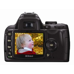 Nikon D60 peegelkaamera Body