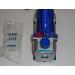 Vacuum Pump 1 Stage RS-1 + õli