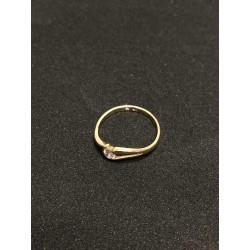 Kuld sõrmus 585 proov №1113