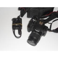 Peegelkaamera Canon 1000D +...