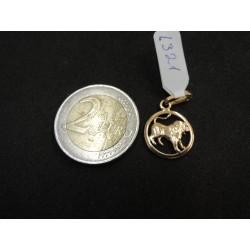 Kuld Ripats 585 proov (№L321)