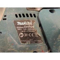 AkuPuurvasaar Makita DHR242...
