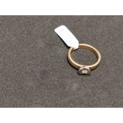 Kuld sõrmus teemantiga 750...