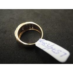 Kuld sõrmus teemantiga 585...